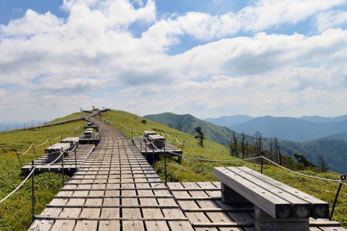 剣山山頂写真